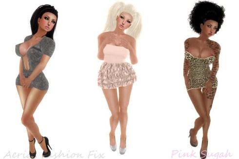 Pink Sugah Spice Girls FC